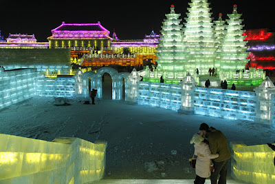 ice snow festival harbin cina
