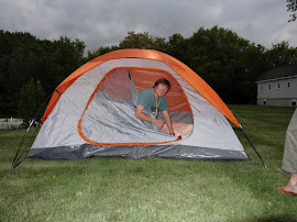 Extreme Tenting!