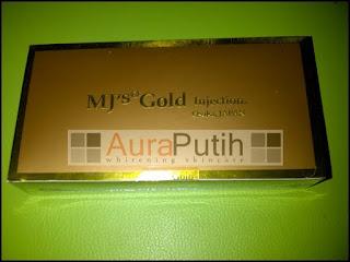 Mj's Gold Injection Osaka Japan, Mj's Gold Injection Harga Murah