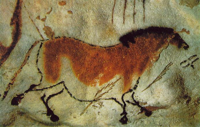 Cro Magnon Man Cave Art : Background history on cave painting kindle pics