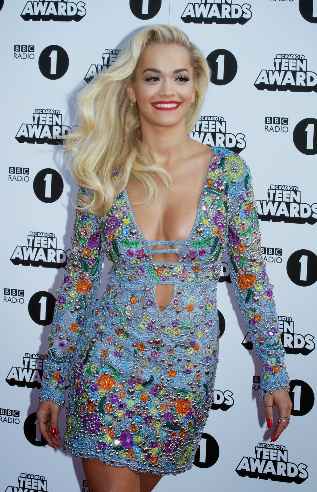 Rita Ora – 2014 BBC Radio One Teen Awards at Wembley Arena in London