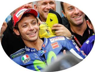 Rossi start no 1 MotoGP Assen