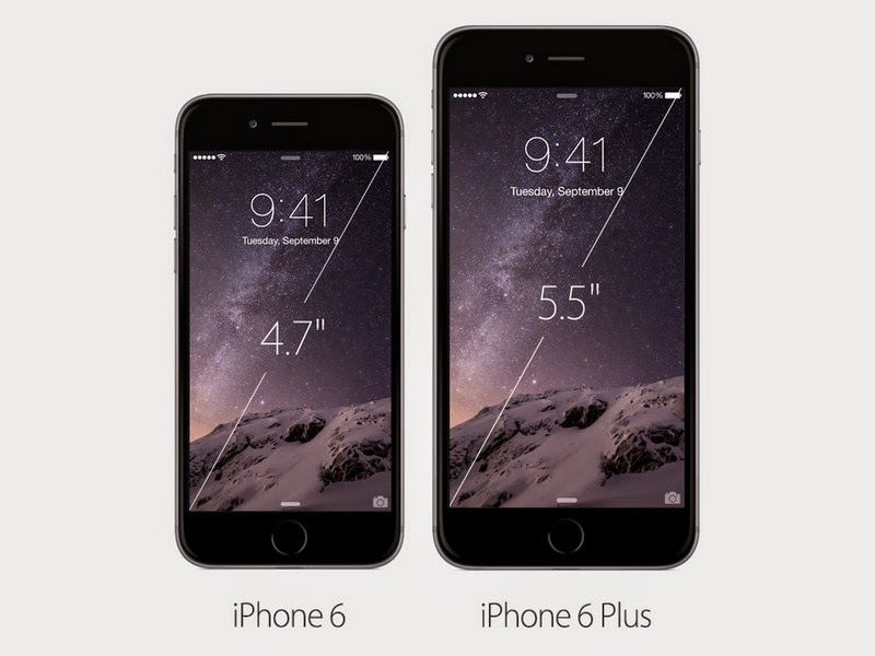 iPhone 6 & 6 Plus Sah Masuk Malaysia 7 November Ini