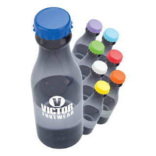 Milk Bottle Shaped Promotional Water Bottles