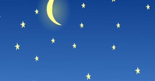 Perumpamaan Bagai Bulan Dipagari Bintang