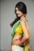 Kushi glamorous saree photos-thumbnail-3