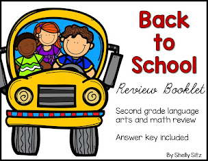 Back to School Review Booklet