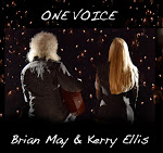"""ONE VOICE"" BRIAN MAY Y KERRY ELLIS"
