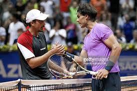 ALUND VS NADAL ATP SAO PAULO 2013