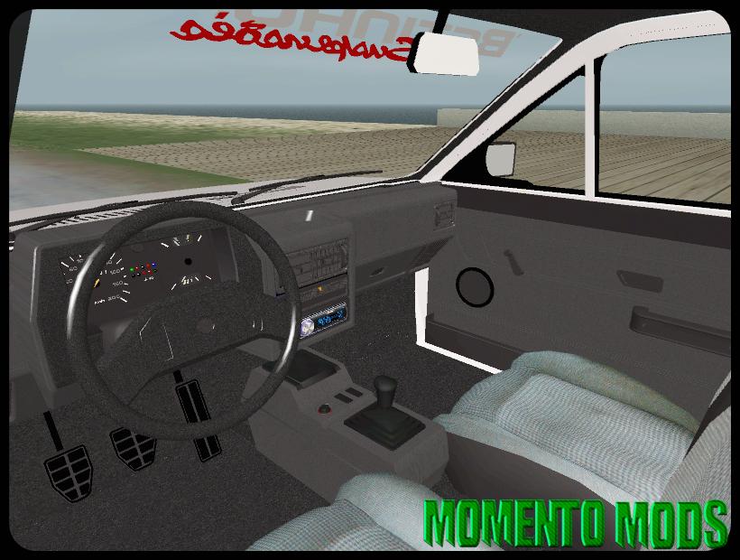 GTA SA - Vw Saveiro Quadrada Na Fixa + R15 + Som