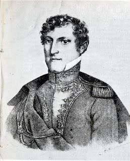 'Don Manuel José Joaquín del Corazón de Jesús Belgrano', (Buenos Aires, 3 de junio de 1770 –  20 de junio de 1820), retrato sin información del artista tomado de galerias.educ.ar