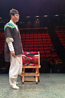 Jeongdong Theater (정동 극장) - Janggu Class | www.meheartseoul.blogspot.sg
