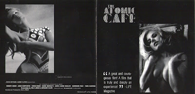 various - The Atomic Cafe: Jazz Magazine - Music From The Soundtrack Plus Music Inspired By The Film 2009 (Stilton Records)