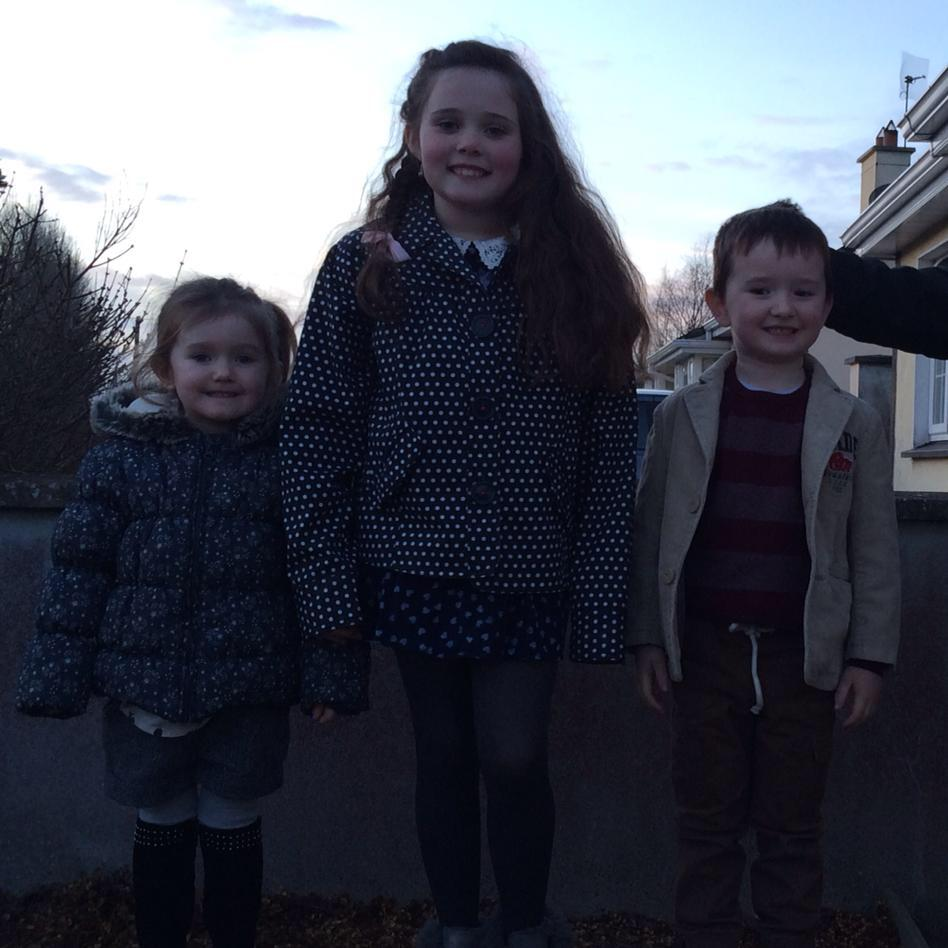 My Three Beautiful Grandchildren