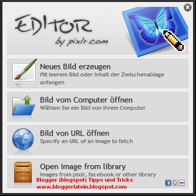 kostenlos fotos, bilder, header  für blogger blogspot bearbeiten