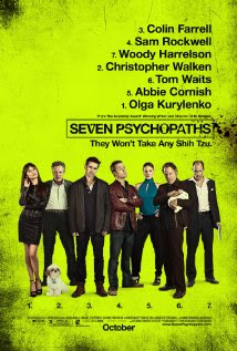 Seven Psychopaths Movie