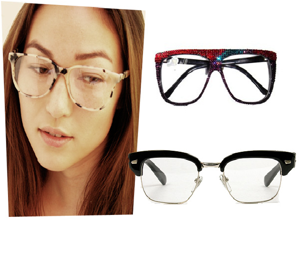Fashion Glasses—For That Youthful Look