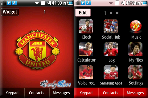 CORBY 2 THEMES: Manchester Theme by Anonymous | Corby Love