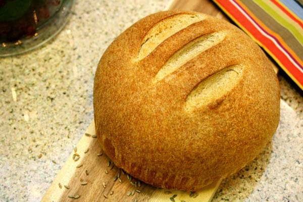 Rye-Loaf