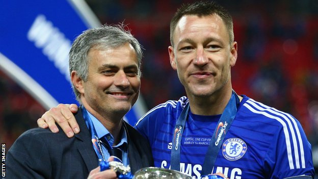 Player power not behind Jose Mourinho's Chelsea exit: John Terry