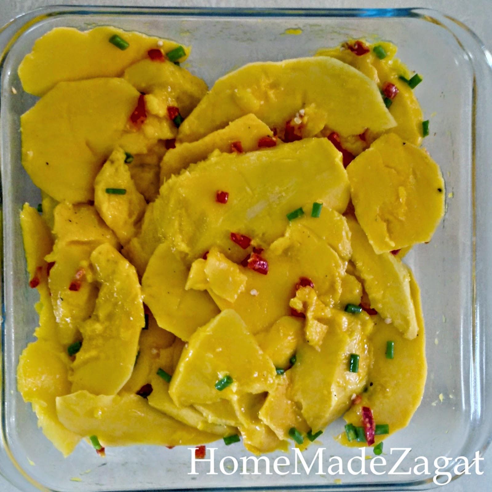 Mango Chow Recipe