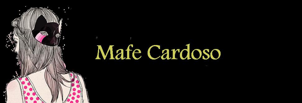 Mafe Cardoso