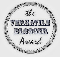 'The Versatile Blogger Award'