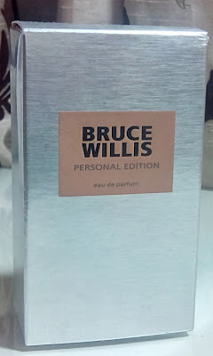 Bruce Willis Aftershave Parfum Manly