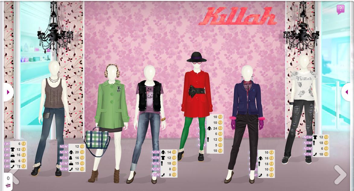 The Stardoll Times: New Killah Floors!