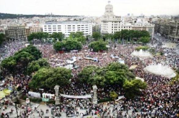 Espanha - 15-M: DA INDIGNAÇÃO À REVOLUÇÃO – OS DESAFIOS DE UM NOVO MOVIMENTO