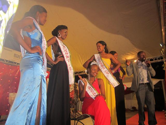 Arusha na kuwaambia wote waliongia tano bora anawapanafasi ya