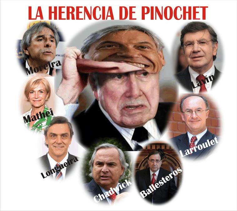 Algunos Hijos de Pinochet