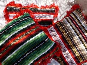 Spanish Arabe Cushion