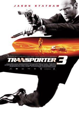 Poster Transporter 3 2008