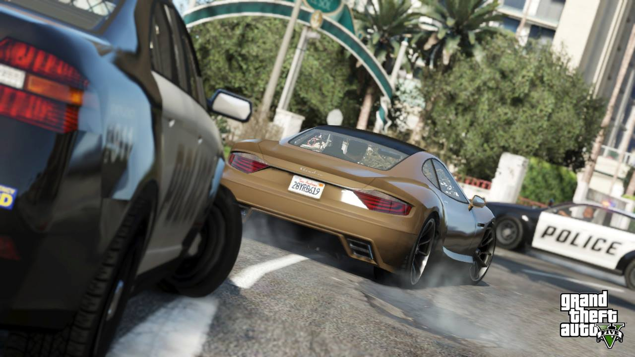 GTA 5 - It Appears for Xbox One, PS4, PC & Wii U?