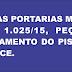 Ministério da Saúde, publica as portarias 1.024/15 e 1.025/15, saiba qual a função de cada portaria.