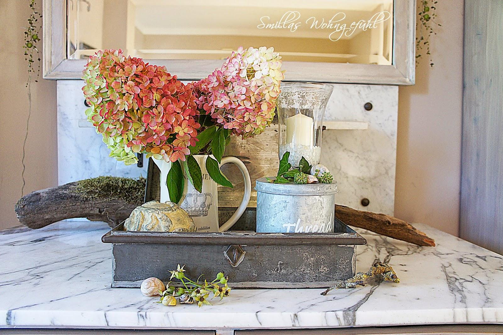 smillas wohngef hl hortensien in der kiste. Black Bedroom Furniture Sets. Home Design Ideas