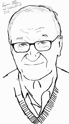 Albert Bandura Sketch
