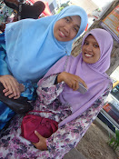 my lovely fren...ummi dan amni