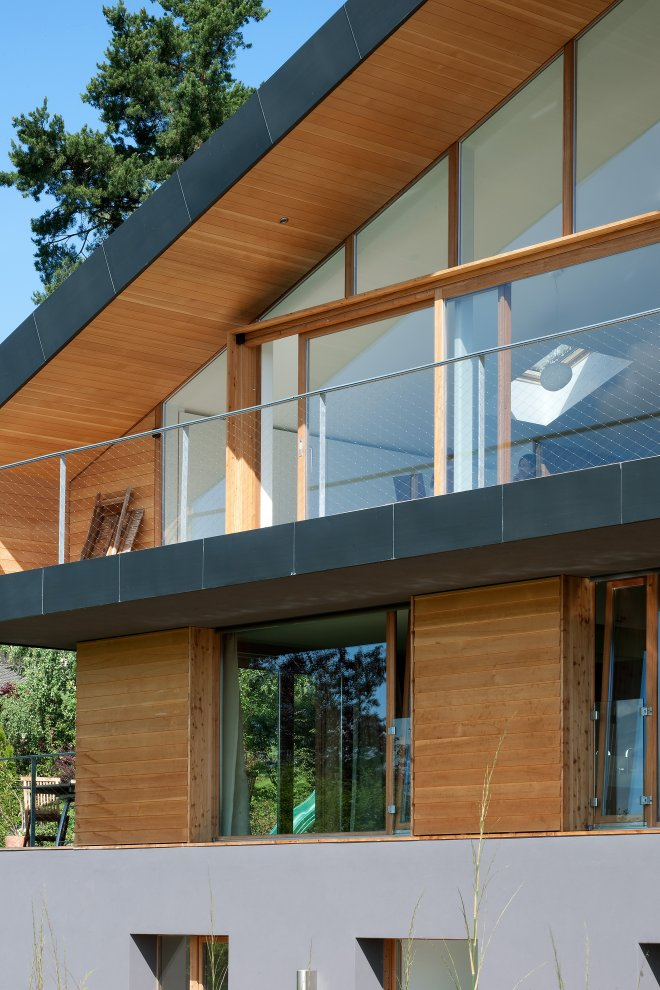 Steep Hillside Home Plans moreover Modern Minimalist Swiss Chalet together with Best Minecraft Roof Designs further Luxury House In Surfers Paradise in addition Modern Wood House On A Steeply Sloping Site In Mexico 1065. on modern houses on steep slope