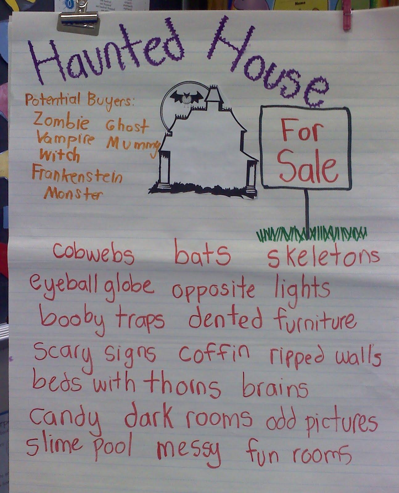 Make a Haunted House