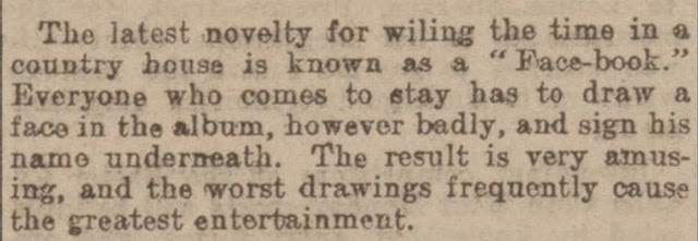 http://blog.britishnewspaperarchive.co.uk/2014/02/04/facebook-in-the-edwardian-era/