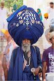 Unique headdresses of the men of India