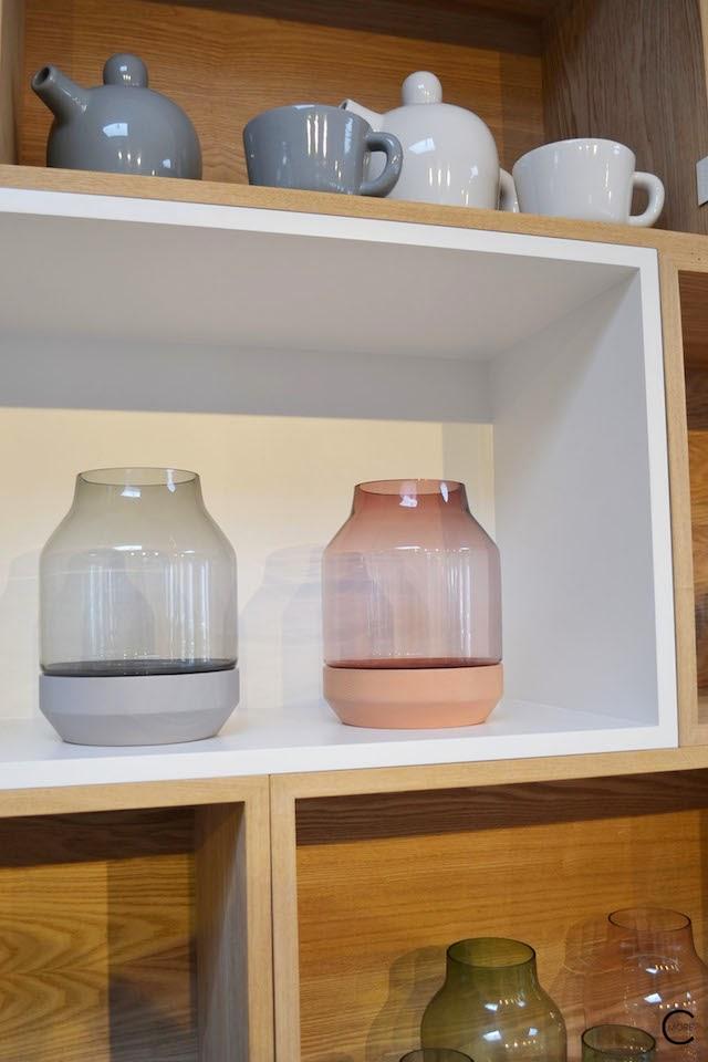 ELEVATED vase  | Muuto at C-More interieuradvies.blogspot.nl