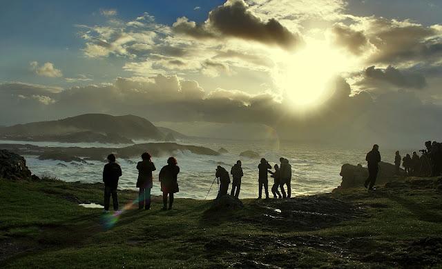 imágenes fotos fotografías de olas, temporales en al costa, olas gigantes, temporales galicia,
