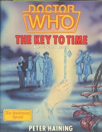 http://www.amazon.co.uk/Doctor-Who-Key-Time-Year---year/dp/0491032838