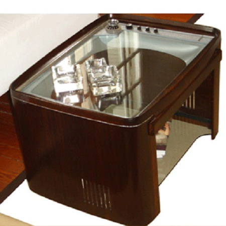 Ideas para reciclar televisores muebles for Como reciclar una mesa de televisor antigua
