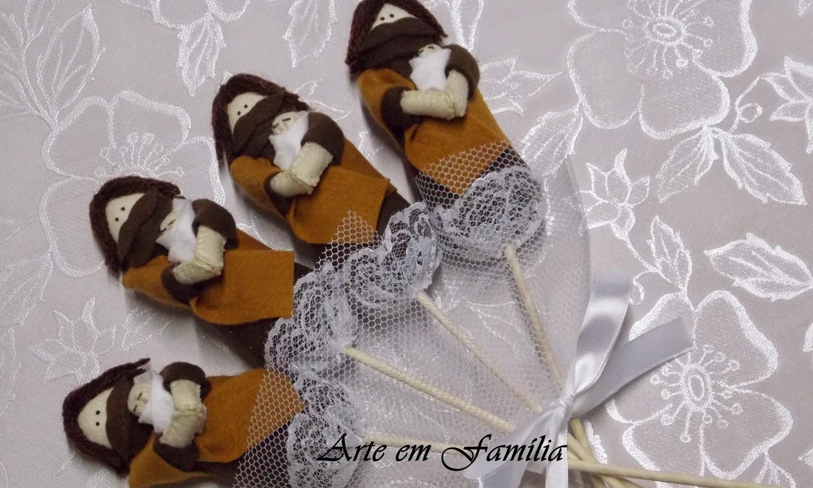buquê de noiva artesanal de são josé