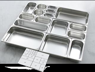 Marimile Tavilor GN Gastronormice, Marimi Standard Tavi GN, Dimensiuni Cuve GN Inox, Vascheta GN Gastronorm Marimi, Accesorii Gaztronorm
