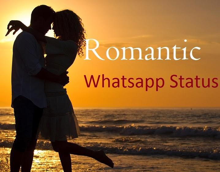 romantic whatsapp status whatsapp status